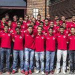 El equipo de Irapuato se toma la foto oficial