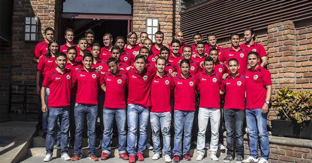 Photo of El equipo de Irapuato se toma la foto oficial