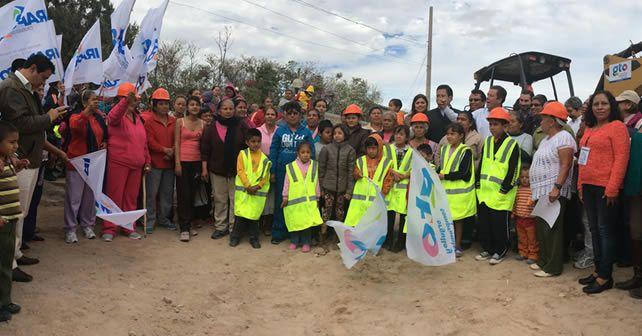 Photo of Gira de trabajo del Alcalde Sixto Zetina y el Gobernador Miguel Márquez Márquez