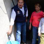 Llevan agua potable a la colonia Villareal