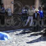 Muere lechero en Avenida Guerrero