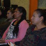 Realizan primera reunión con Consejo de Mujeres Rurales