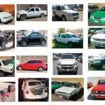 Aseguran 75 vehículos en Guanajuato