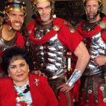 Carmen Salinas en nuevo comercial para Galletas Emperador (video)