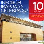 Inforum Irapuato celebra sus 10 años