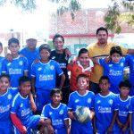 COMUDAJ lleva el deporte a las comunidades