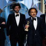 González Iñárritu gana el Globo de Oro al Mejor Guión