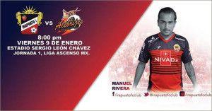 Alebrijes de Oaxaca FC Vs Irapuato FC (Clic para ampliar)