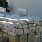 Decomisan tonelada y media de mariguana en Zacatecas