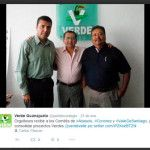 Ya fue dos veces presidente y quiere otra más: Juan Raya en Abasolo