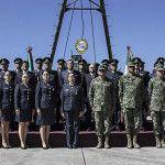 Celebran 102 años del Ejército Nacional Mexicano