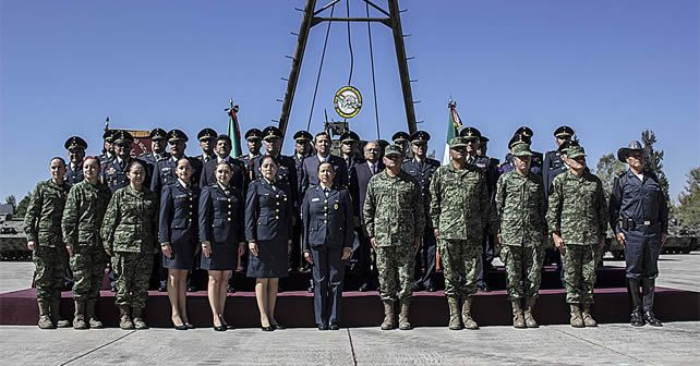 Photo of Celebran 102 años del Ejército Nacional Mexicano