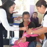 Inauguran 1ra semana de vacunación