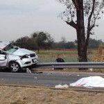 Mueren funcionarios del ISSSTE en accidente