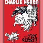 Papa Francisco en la portada de Charlie Hebdo