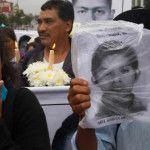 Padres piden al Parlamento Europeo interceder en caso Ayotzinapa