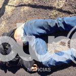 Acribillan a hombre en Santa Ana Pacueco