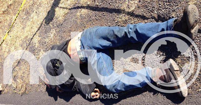 Photo of Acribillan a hombre en Santa Ana Pacueco