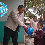 """Diputado y candidato del PAN realiza """"actos anticipados"""" en Santa Ana Pacueco"""