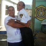 Isaac Vázquez un hombre con actitud de servicio: víctima de explosión