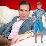 """Brasileño gasta una fortuna para parecerse al muñeco """"Ken"""""""