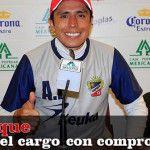 Valientes, atrevidos y audaces; Jorge Manrique