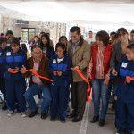 """Inauguran pavimentación de calle """"Ojo de Agua"""" en Pénjamo"""