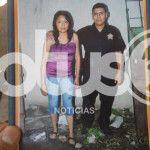 """""""Si me he de morir yo me he de morir ahí…"""":Esposa de policía fallecido (video)"""
