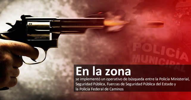 Photo of Policía recibe balazo en una pierna; presuntos responsables huyeron