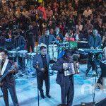 Los Ángeles Azules ponen a bailar a los Irapuatenses