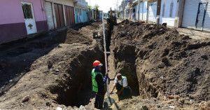 Arranque de obra de pavimentación (1)