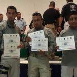 Obtiene DGSP primeros lugares en campeonato de tiro