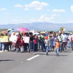 Inauguran carretera Tacubaya-La Rosa
