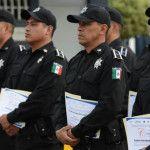 Incrementa número de policías