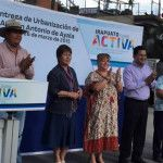 Inaugura alcalde obra por 8 millones de pesos