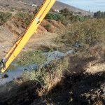Avanza JAPAMI en limpieza de ríos y canales