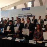 Firman acuerdo por 551 millones de pesos, entre SDSH