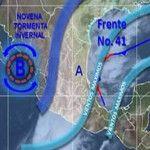 Continuarán las lluvias en las próximas 24 horas sobre la mayor parte del estado