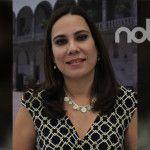 """""""Así es la vida pública, así es la vida política""""; Lorena Alfaro"""
