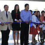 Inauguran acceso a DIF