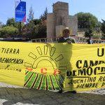 """""""En Guanajuato hay dos realidades"""" UCD se manifiesta en informe de Márquez"""