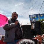 Ucopistas se manifiestan en PGR; denuncian corrupción y desvío de recursos