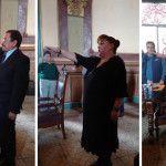 Toman protesta nuevos directores; cambios en el gobierno de Irapuato