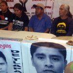 """#Yamecanse43 llegan a Guanajuato: """"siguen vivos nuestros hijos"""""""