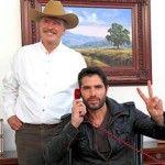 Vicente Fox propone dialogar con el crimen organizado