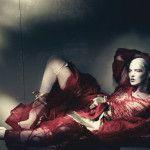 Causan polémica imágenes de Kate Moss