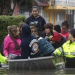 Aumenta a 3 mil el número de afectados por lluvias en Michoacán