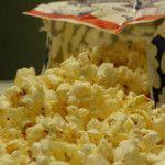 Comer palomitas de microondas es dañino para la salud