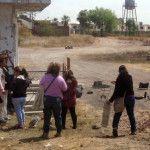 Terreno es disputado por empresario, ex petroleros y ucopistas en Salamanca