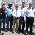 Roberto y Polo Contreras, fueron detenidos el día del registro de la planilla a la alcaldía